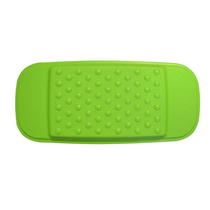 Подголовники для ванны, цвет зеленый