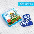 Мыло в форме валенка «Омск»