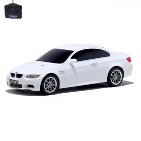 Машина радиоуправляемая 'BMW M3', масштаб 1:24, работает от батареек, свет, МИКС Ош