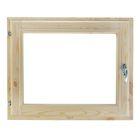 Окно (хвоя) 40х60см, двойной стеклопакет