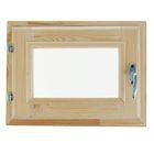 Окно (хвоя) 30х40см, двойное стекло, уплотнитель