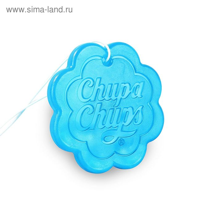 Ароматизатор подвесной гелевый Chupa Chups, ваниль, 18 г (CHP504)