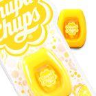 Ароматизатор на дефлектор мембранный Chupa Chups, лайм-лимон, 5 мл (CHP401)