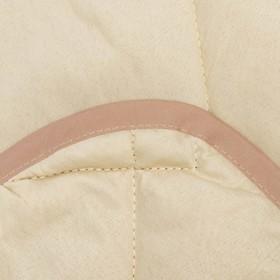 Одеяло 140*205 полиэстер, овечья шерсть 150г/м, сумка, МИРОМАКС - фото 62379