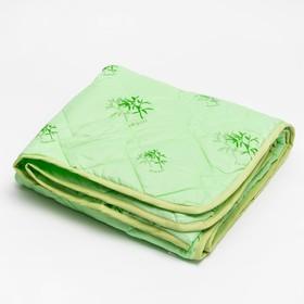 Одеяло 140*205 полиэстер, бамбуковое волокно 150г/м, сумка, МИРОМАКС