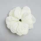 Кремовый цветок для декора
