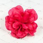 Цветок для декора цвета фуксия