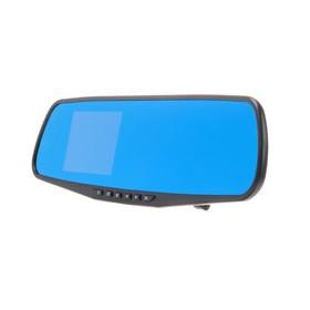 Видеорегистратор, разрешение HD 1080P, размер 30х8.5 см, TFT 2.8, обзор 120° Ош