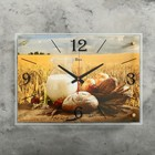 """Часы настенные, серия: Кухня, """"Злаки"""", 40х56  см, микс"""