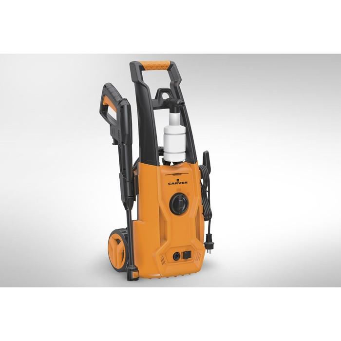 Мойка высокого давления CARVER CW-1400С (1400 Вт, 80-110 бар, 5,5-6,5 л/мин, колеса)
