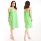 Килт(юбка) жен. махр. арт:КМ-8, 80х150+-2 зелень нежная, Хл, 300г/м