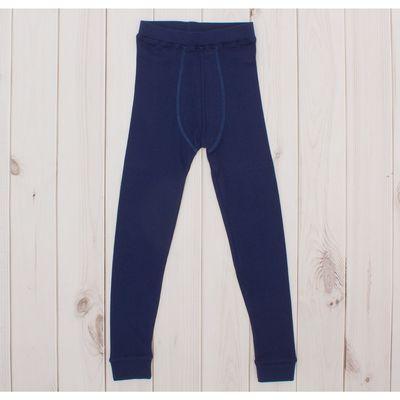 Кальсоны для мальчика, рост104 см, цвет тёмно-синий CWK 1070
