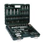 Набор инструмента TUNDRA Premium, универсальный в кейсе, CrV, трещотка 72 зуба, 94 пр.