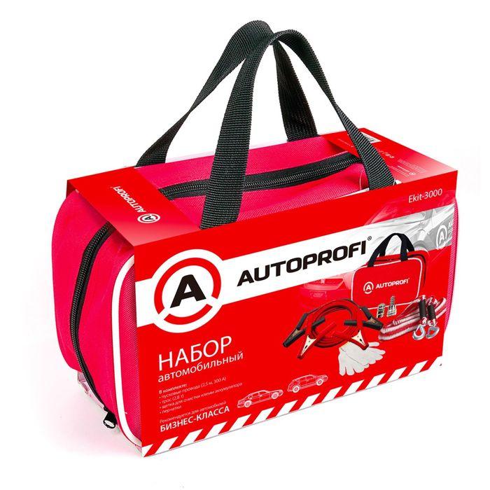 Набор автомобильный Autoprofi, бизнес-класс (Ekit-3000)