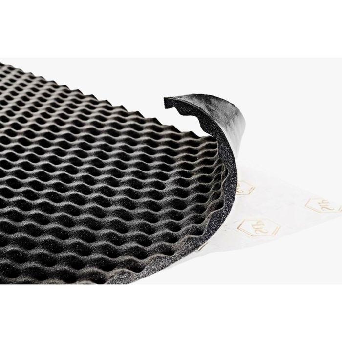 Звукопоглощающий материал StP Biplast Premium 15A, размер: 15х750х1000 мм