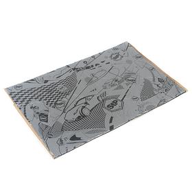 Виброизоляционный материал StP Silver New 3, размер: 3х470х750 мм