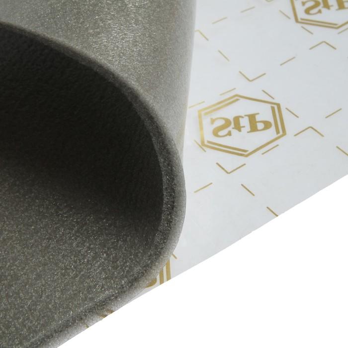Звукопоглощающий материал Акцент 10 КС, размер: 10х750х1000 мм