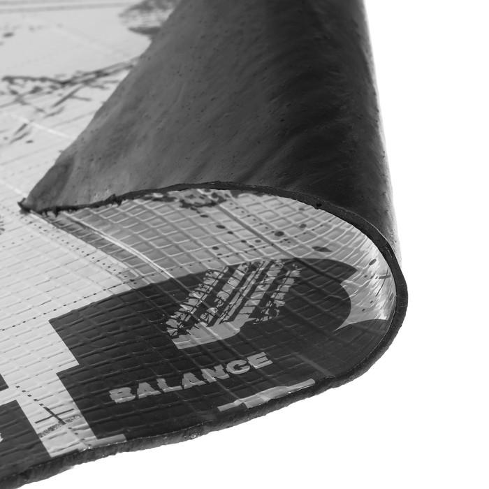Виброизоляционный материал StP GB 3, размер: 3х470х750 мм