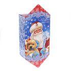 Сборная коробка‒конфета «Доброго Нового года», 18 х 28 х 10 см
