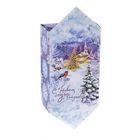 Сборная коробка‒конфета «С Новым годом и Рождеством!», 18 × 28 × 10 см