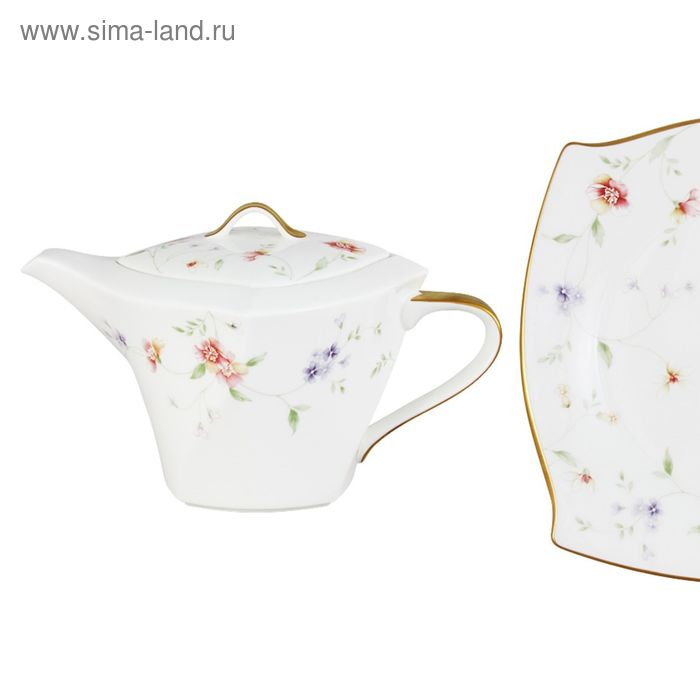 """Чайник с крышкой """"Весна"""", 1,2 л"""