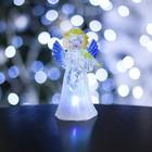 """Игрушка световая """"Ангел со скрипкой"""" (батарейки в комплекте) 1 LED, RGB, цветной"""