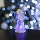 """Игрушка световая """"Ангел со свирелью"""" (батарейки в комплекте) 1 LED, RGB, цветной"""