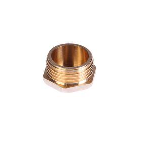 Заглушка JIF, наружная резьба 1', никелированная (комплект из 10 шт.)