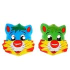 "Carnival mask ""Kotalik - large cheeks"""