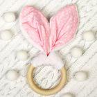 Развивающая игрушка-грызунок «Для маленьких принцесс», форма кольцо