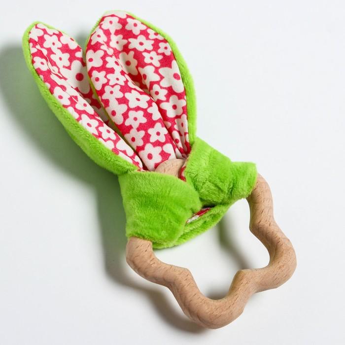 Развивающая игрушка-грызунок «Для малышей», форма звезда, цвет МИКС