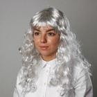 """Карнавальный парик """"Блондинка"""", кудрявые концы, 120 г"""