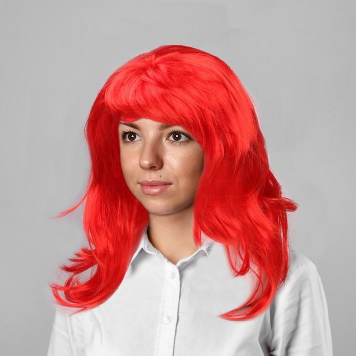 """Карнавальный парик """"Короткая стрижка"""", 100 г"""
