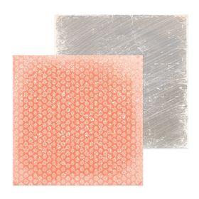 Бумага для скрапбукинга 'Игрушки на елочку', 30,5 x 30,5 см (комплект из 30 шт.)