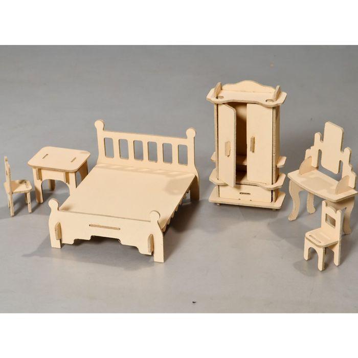 """Сувенир Набор мебели """"Спальня"""""""