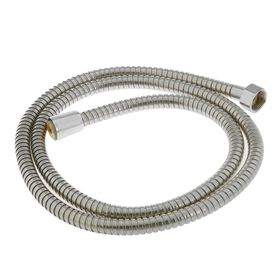 Shower hose Accoona A381-2, 150 cm, for mixers with metric thread M22 (Russian / Russian).