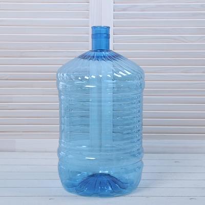 PET bottle, 18.9 l, reusable, no handles