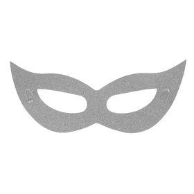Карнавальная маска «Незнакомка», цвет серебряный в Донецке