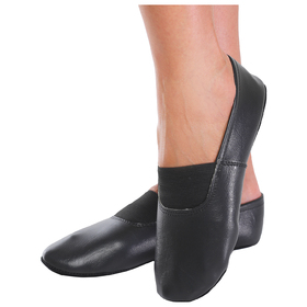 Чешки комбинированные, цвет чёрный, размер 150 (длина стопы 16,8 см) Ош