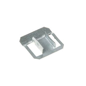 Clip for mounting rail number 1, pack of 100 PCs.