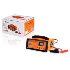 Зарядное устройство 5/10/15/20А 12В, автоматическое LCD дисплей, импульсное ACH-20AU-09
