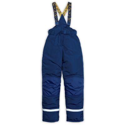 Комбинезон для девочки, рост 146 см, цвет джинс GZOL4032