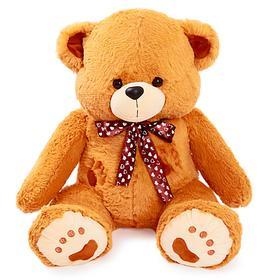 Мягкая игрушка «Медведь Френк», 90 см, цвет коричневый