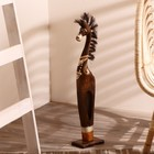 "Souvenir wood ""Horse Zara"" 60х15х15 cm"""