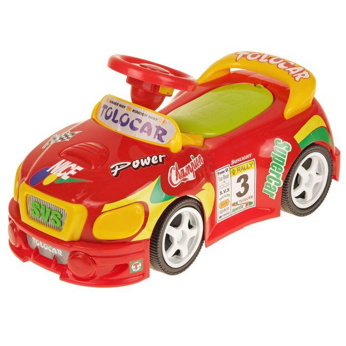 Гоночный автомобиль   МИКС