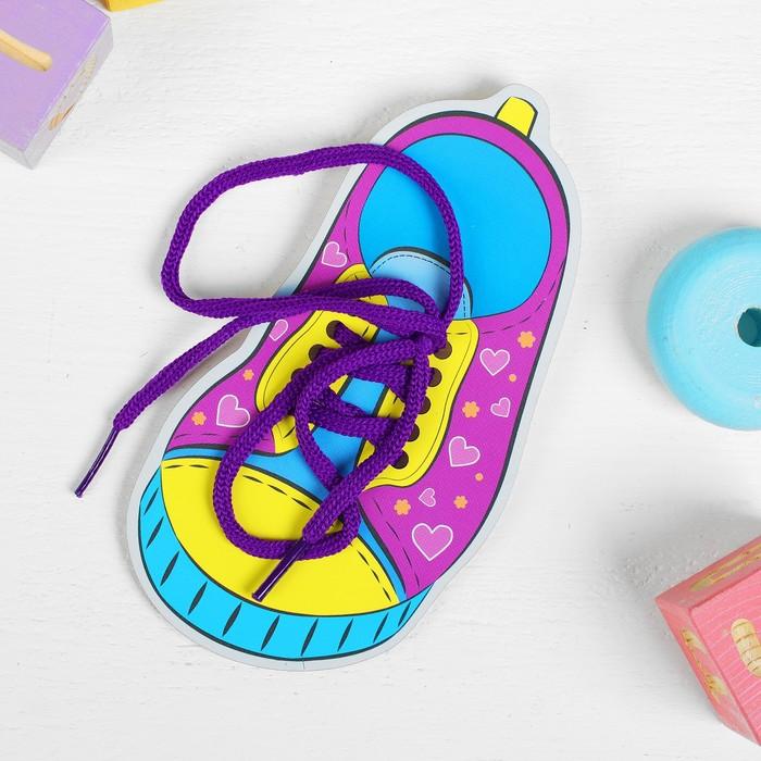 Шнуровка «Обувь»   IG0073