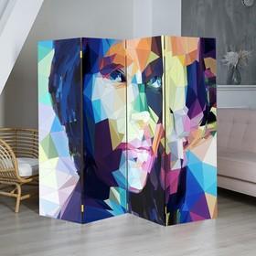 "Ширма ""Портрет"", 200 × 160 см"