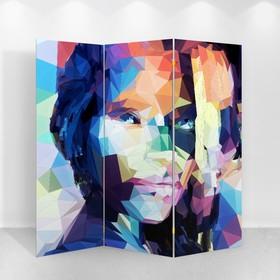 "Ширма ""Портрет"", 160 × 150 см"