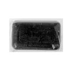 Черное мыло 75 гр кусковое в коробке натуральное косметическое