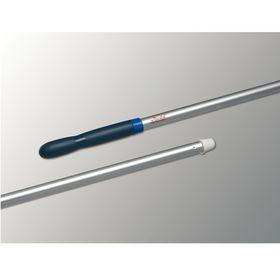 Ручка Vileda усиленная, алюминиевая, 150 см, цвет металлик